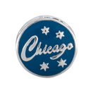 Sterling Silver Chicago Charm