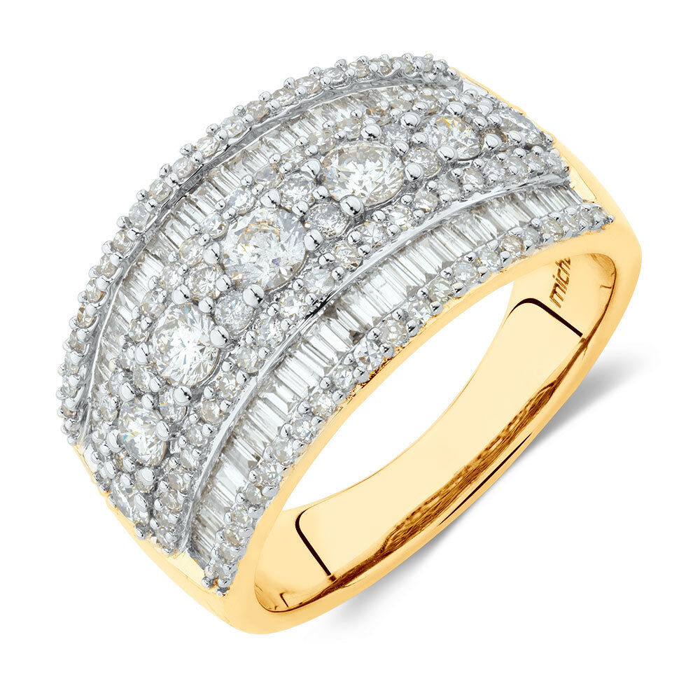 14k White Gold Over Cultured Freshwater Pearl & D Vvs1 Criss Cross Ring $999 Choice Materials Jewelry & Watches
