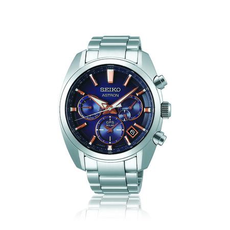 Seiko Men's Astron Solar SSH049J Watch