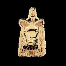 10ct Yellow Gold Scotty Dog Charm