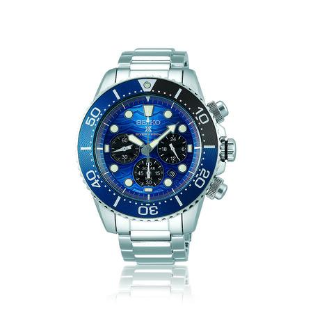 Seiko Men's Prospex Solar Divers SSC741P Watch