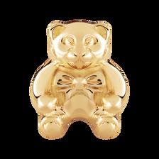 10ct Yellow Gold Teddy Bear Charm