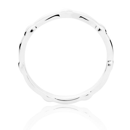 Sterling Silver Stack Ring