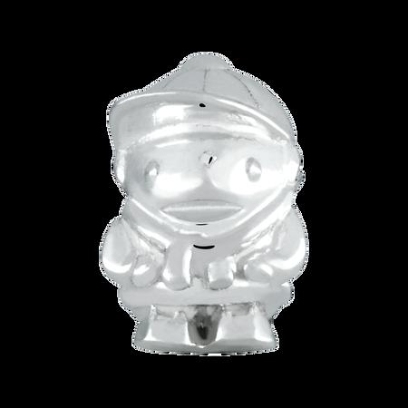 Sterling Silver Little Boy Charm