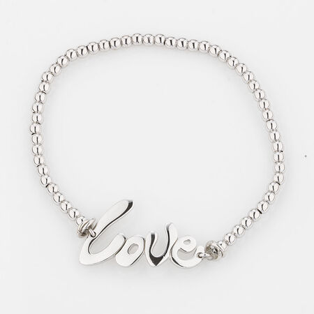 Online Exclusive - Bracelet in Sterling Silver