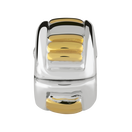 10ct Yellow Gold & Sterling Silver Stopper