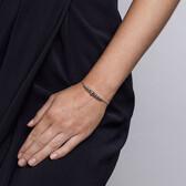 Adjustable Bracelet in Sterling Silver