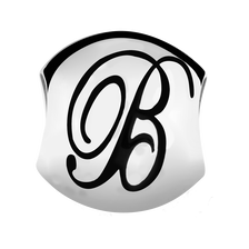 Sterling Silver 'B' Charm