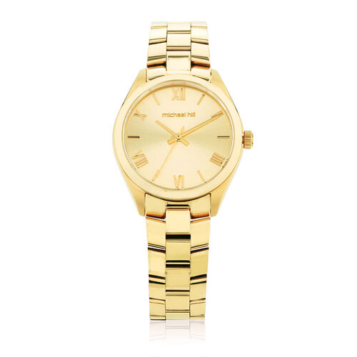 Ladies' Watch in Gold Tone Stainless Steel