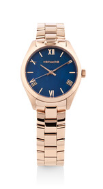 Watch in Rose Tone Stainless Steel