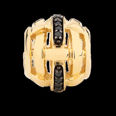 Enhanced Black Diamond Set Marrakesh Charm