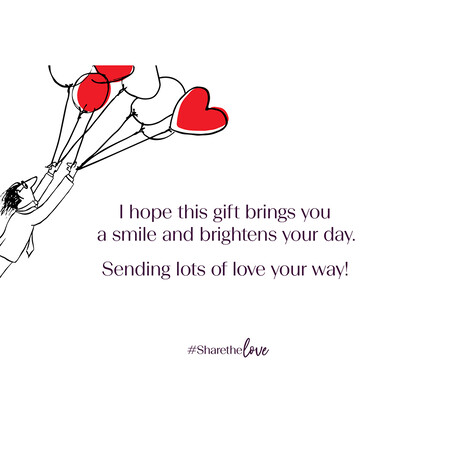 I Hope This Gift Brings You A Smile