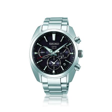 Seiko Men's Astron GPS Solar SSH021J Watch