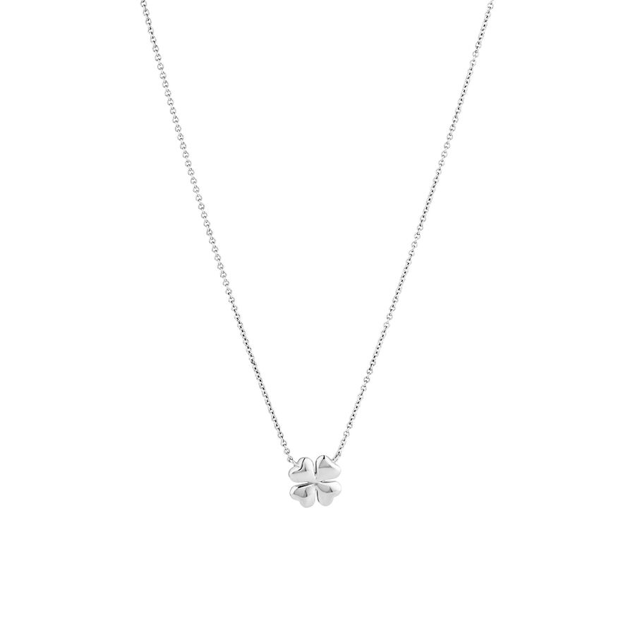 Clover Pendant in Sterling Silver