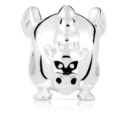 Sterling Silver Dragon Charm
