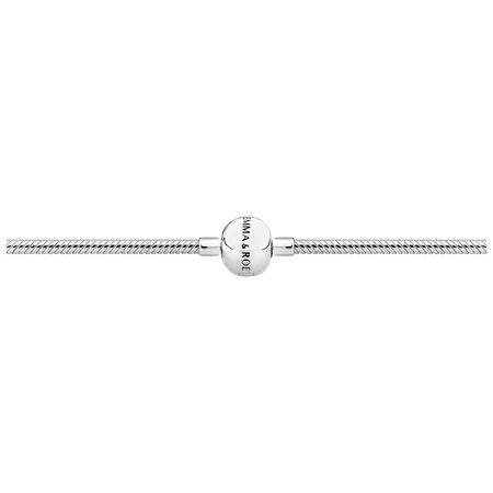 "21cm (8.5"") Charm Bracelet in Sterling Silver"