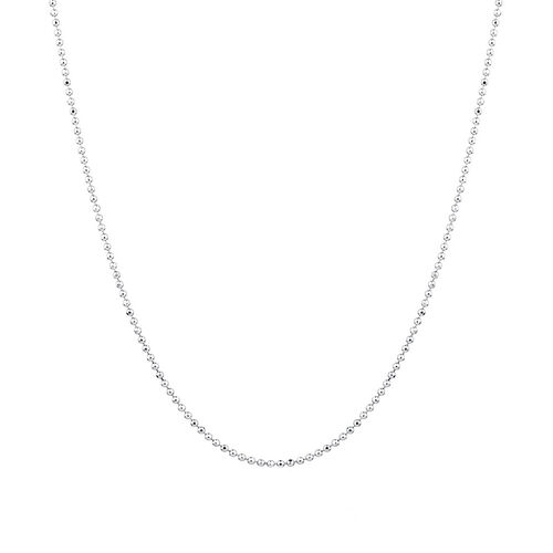"60cm (24"") Chain in Sterling Silver"