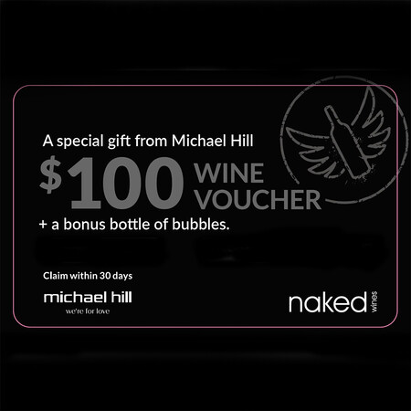Naked Wines Voucher