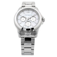 Ladies Watch with Mother of Pearl in Stainless Steel