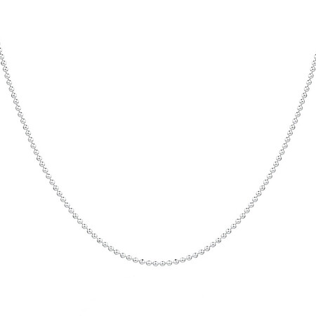 "70cm (28"") Chain in Sterling Silver"
