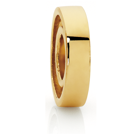 10ct Yellow Gold Spacer