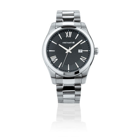 Men's Watch in Stainless Steel