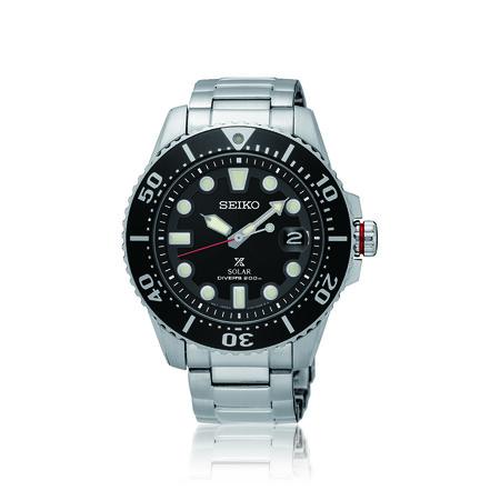 Seiko Men's Prospex Diver SNE551P Watch