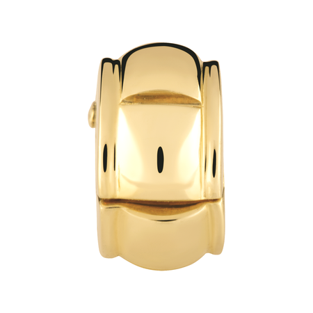 10ct Yellow Gold Stopper