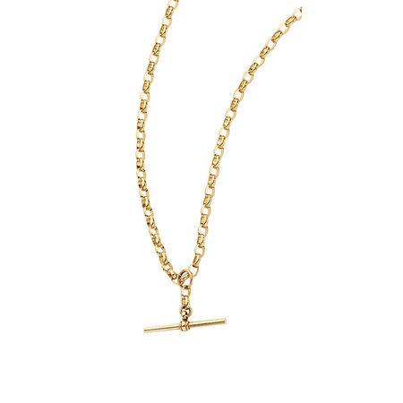 Belcher Chain in 10ct Yellow Gold