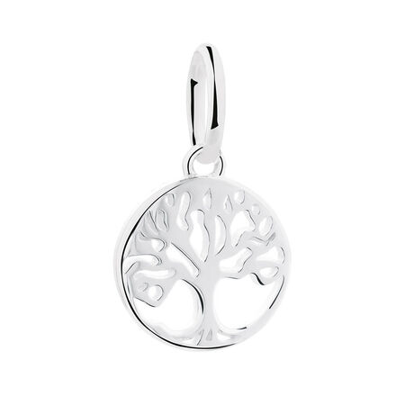 Sterling Silver Tree of Life Mini Pendant
