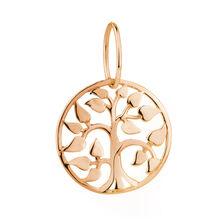 Tree of Life Mini Pendant in 10ct Rose Gold
