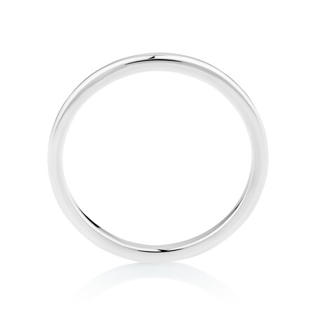 Stacker Ring in Sterling Silver