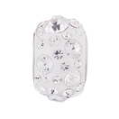 White Crystal Charm
