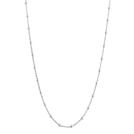"50cm (20"") Fancy Chain in Sterling Silver"