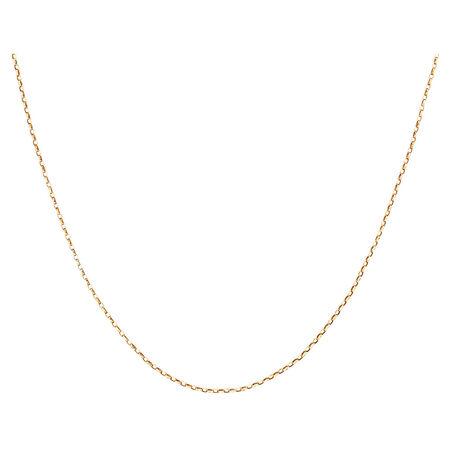 "40cm (16"") Belcher Chain in 10ct Yellow Gold"