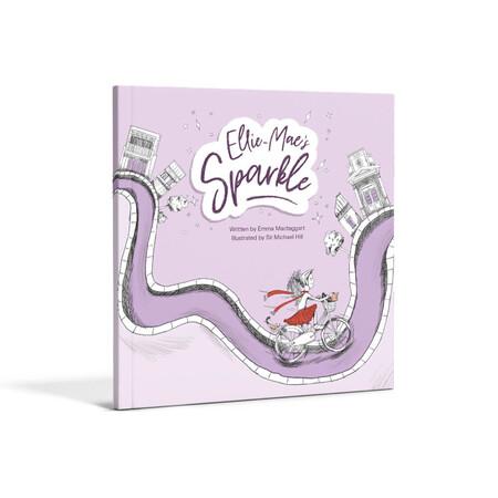 Ellie-Mae's Sparkle Children's book