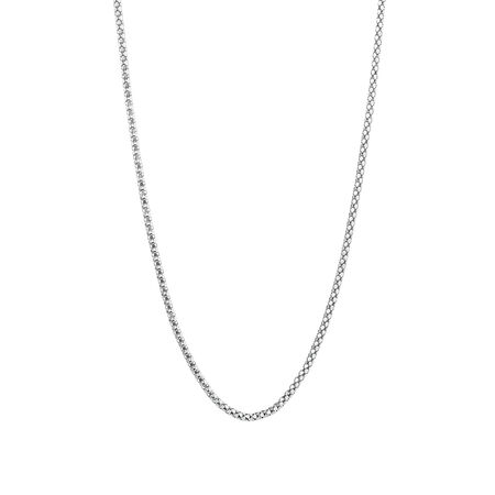 Chain in Sterling Silver