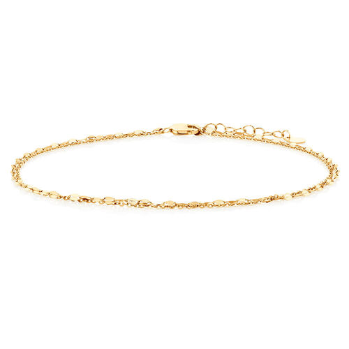 Multistrand Bracelet in 10ct Yellow Gold