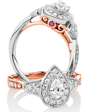 Designer Bridal Collection - Rings