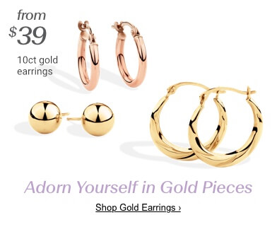 Shop Gold Earrings