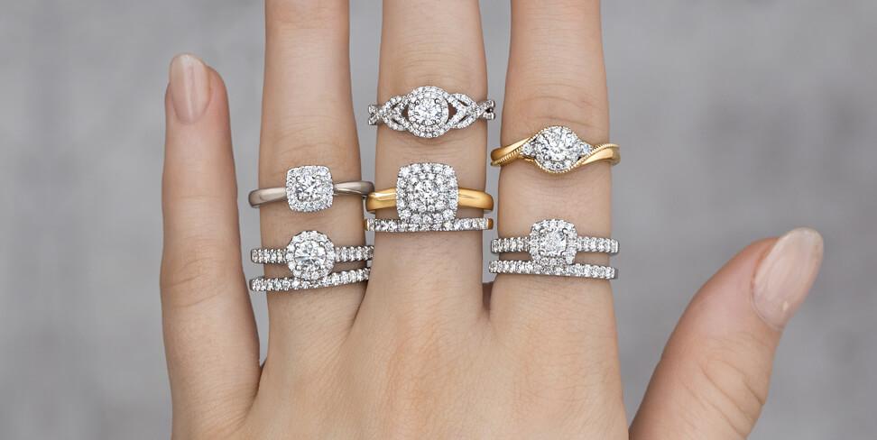 Engagement Rings Online - Shop Now at Michaelhill.com.au ad3d18c496