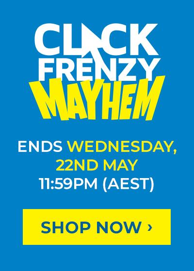 Click Frenzy Mahem