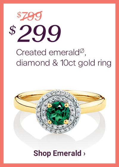 Shop Emerald Jewellery