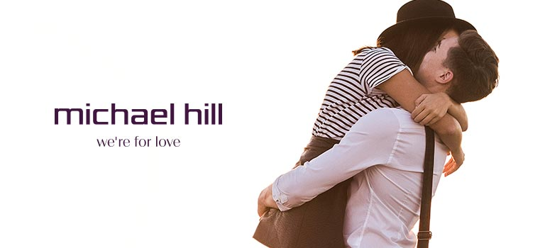 Michael Hill | we're for love