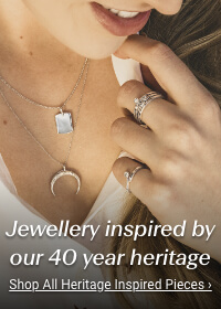 Shop Jewellery inspired by our 40 year heritage
