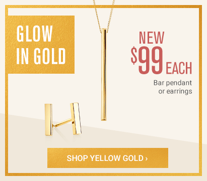 Glow in Gold