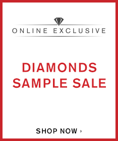 Shop diamonds sample sale